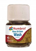 Humbrol barva email - Wash - Oil Stain 28ml