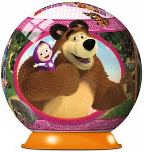 Puzzleball Mash and bear - 1