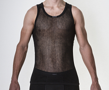 Nátělník BRYNJE SUPER THERMO A-SHIRT black XS