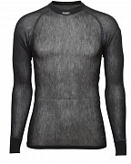 Triko BRYNJE WOOL THERMO LIGHT SHIRT black