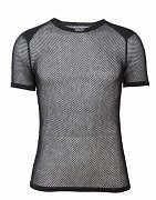 Triko BRYNJE WOOL THERMO T-SHIRT W/INLAY black M