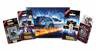 Back to the Future Collector Gift Box