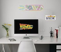 Back to the Future Wall Decal Set