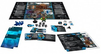 DC Comics Funkoverse Board Game 2 Character Expandalone *English Version*