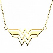 DC Comics Stainless Steel Pendant with Chain Wonder Woman