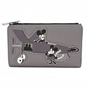 Disney by Loungefly Wallet Mickey Mouse Vintage Grey