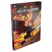 Dungeons & Dragons RPG Adventure Baldur\'s Gate: Descent Into Avernus english