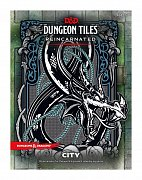 Dungeons & Dragons RPG Dungeon Tiles Reincarnated: City (16) --- DAMAGED PACKAGING
