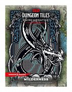 Dungeons & Dragons RPG Dungeon Tiles Reincarnated: Wilderness  (16) --- DAMAGED PACKAGING
