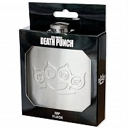 Five Finger Death Punch Flask Logo