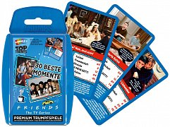 Friends Card Game Top Trumps *German Version*