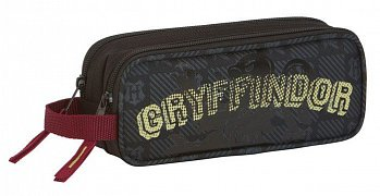 Harry Potter Double Pencil Case Gryffindor 21 cm