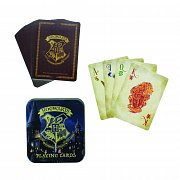 Harry Potter Playing Cards Hogwarts Castle