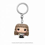 Harry Potter Pocket POP! Vinyl Keychain Hermione w/Potions 4 cm