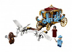 LEGO® Harry Potter™ - Beauxbatons\' Carriage: Arrival at Hogwarts™