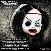 Living Dead Dolls Pencil Sharpener Bride of Valentine 7 cm