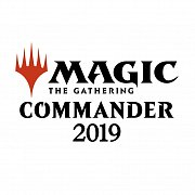 Magic the Gathering Commander 2019 Decks Case (4) spanish