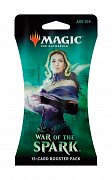 Magic the Gathering War of the Spark Sleeved Booster Display (12) english