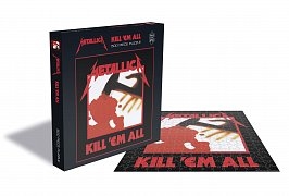 Metallica Puzzle Kill \'Em All