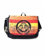 Nintendo Flight Bag Super Mario Retro Striped