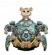 Overwatch Oversized POP! Games Vinyl Figure Wrecking Ball 15 cm