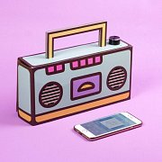 Pusheen Bluetooth Speaker DIY Boombox