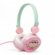 Pusheen Headphones Tech