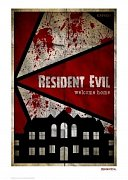 Resident Evil Art Print Welcome Home 42 x 30 cm