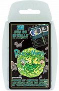Rick & Morty Card Game Top Trumps *French Version*