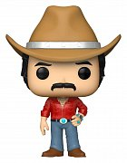 Smokey and the Bandit POP! Movies Vinyl Figure Bo Bandit Darville 9 cm