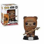 Star Wars POP! Movies Vinyl Figure Wicket 9 cm