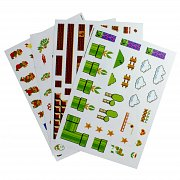 Super Mario Bros Gadget Decals Iconic Characters