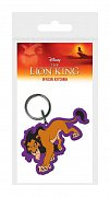 The Lion King Rubber Keychain Scar 6 cm