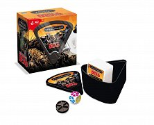 The Walking Dead Card Game Trivial Pursuit Voyage *French Version*