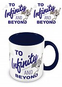 Toy Story Coloured Inner Mug To Infinity And Beyond